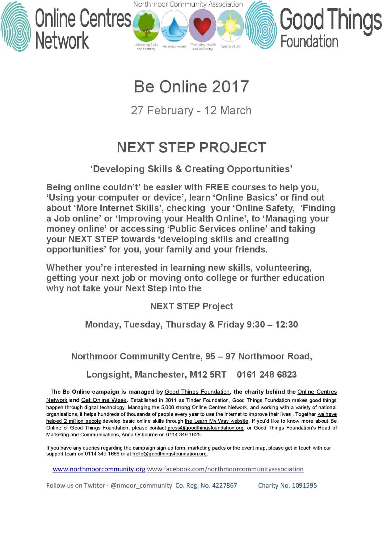 northmoor community association northmoor community association 24th 2017 leave a comment