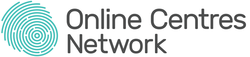 Online Centres Network logo
